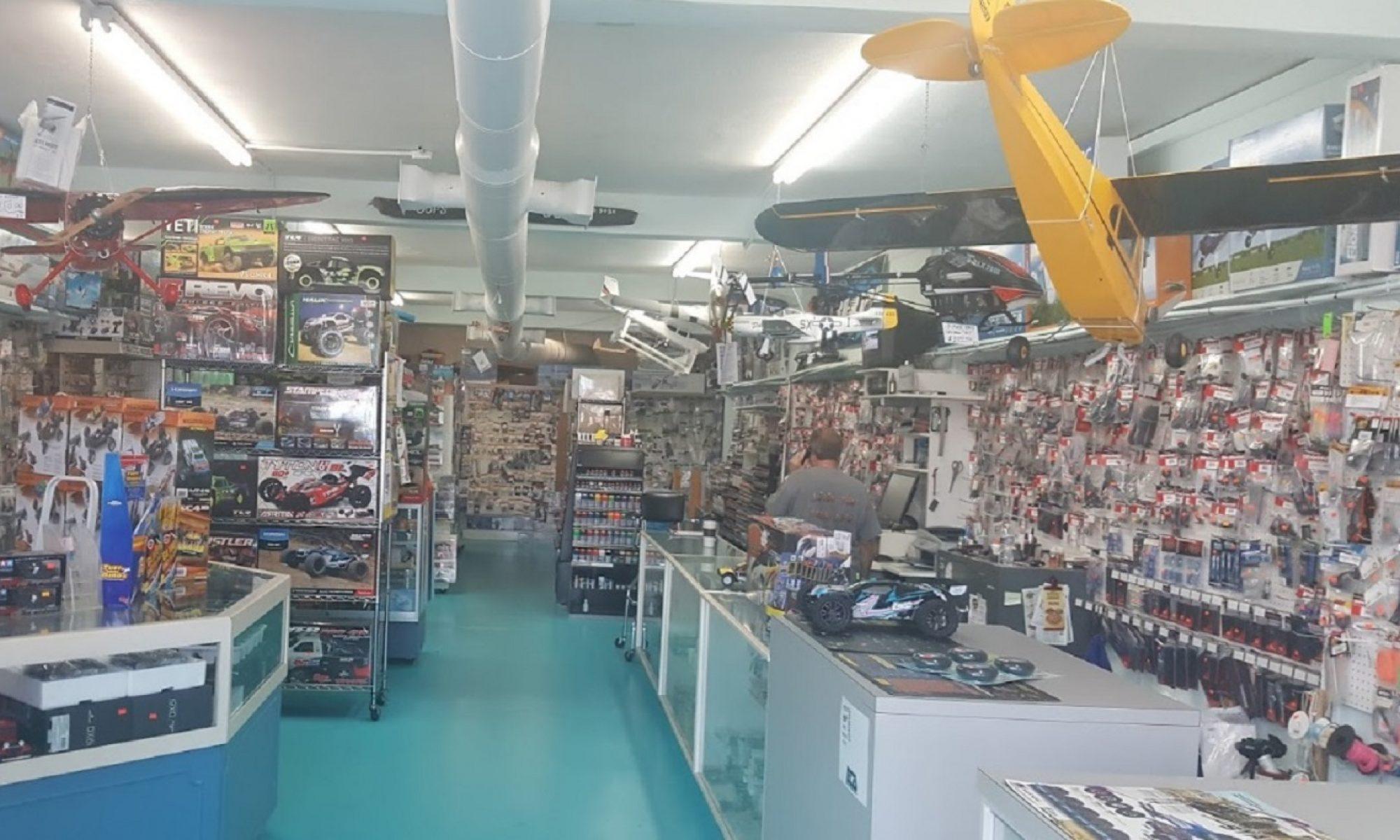 Ed's Hobby Shop